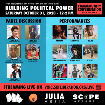 Mass Mobilization Building Political Power